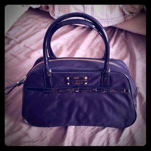 Kate Spade mini Simone black bag